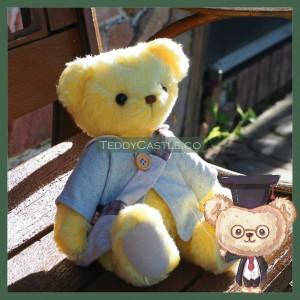 【 AB003 】Artist Bear - Pineapple ( 鳳梨 )