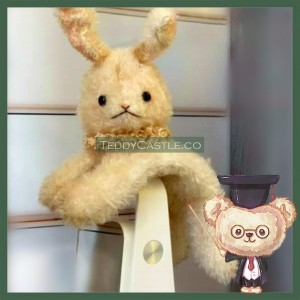 【 AB008 】Artist Bear - SnowWhite Bunny ( 雪兔 )